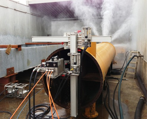 Peinemann Automated Cleaning Equipment in Action