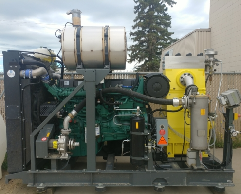 Riverstone Waterjets Rental Pump