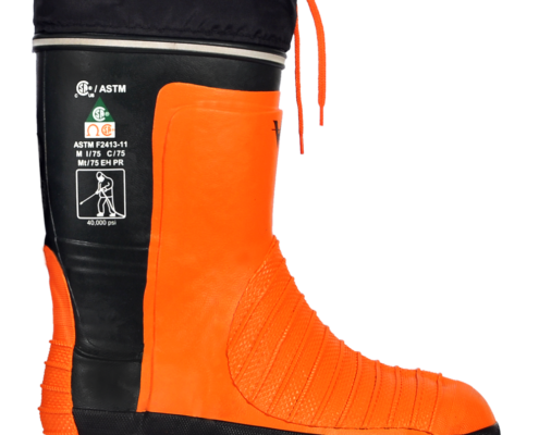 Viking Protective Water Jet Boots side view