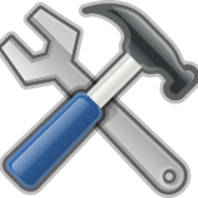 Riverstone hammer and wrench
