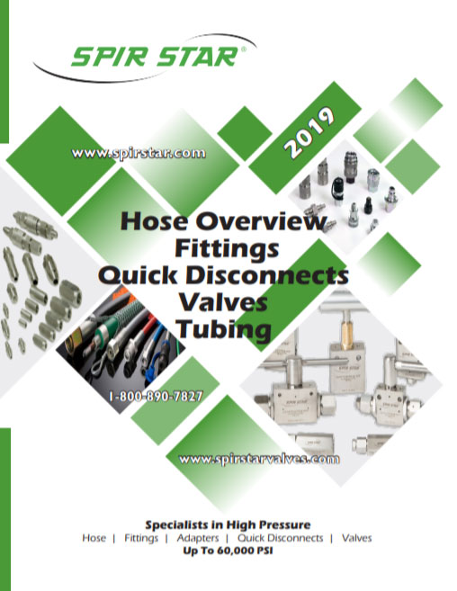 Spir Star Fittings Quick Disconnects Values Tubing Catalog Overview 2019
